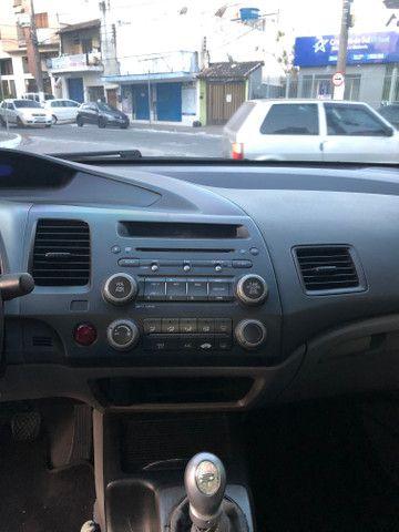 Honda Civic LXS 2008 - Top de linha - Foto 7