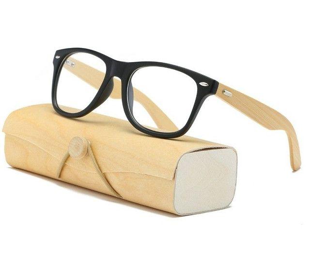 Óculos retrô alto padrão