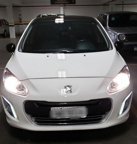 Peugeot 308 Allure automático, revisado. Assumo financiamento/consórcio. Oportunidade! - Foto 2