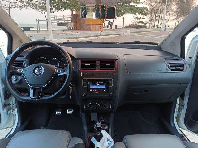 VW Fox Pepper 1.6 MSI 2017 U. Dono - Foto 17