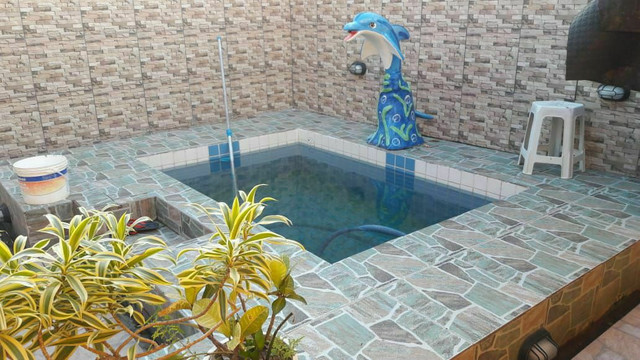Casa de praia com piscina Itamaracá sex a dom 600 - Foto 2