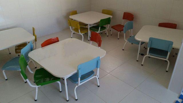 Móveis escolares infantil e adulto - Foto 2