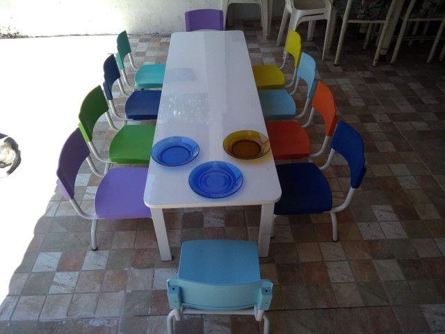 Móveis escolares infantil e adulto - Foto 4
