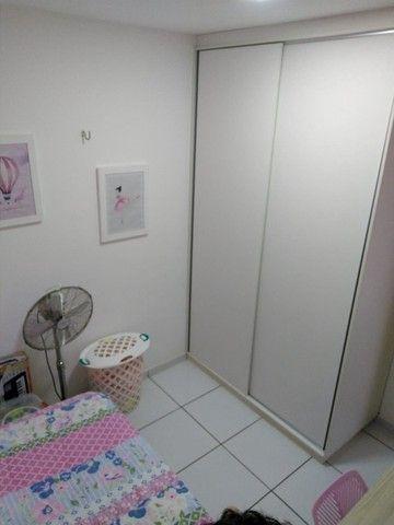 Apartamento mobiliado com 02 vagas de garagem - Foto 10