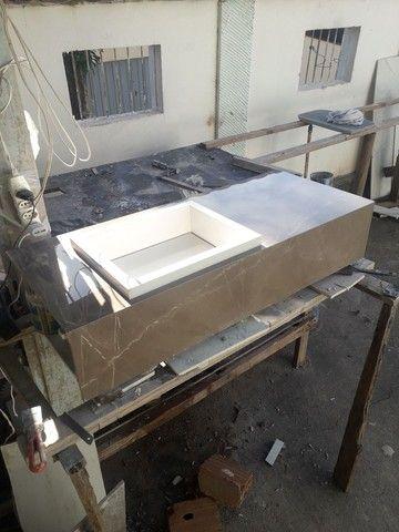 Vendo este lavatório novo em porcelanato Portobello