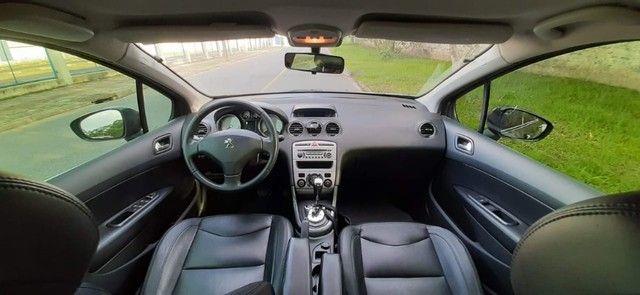Peugeot 408 Allure 2014 - Automático 6 marchas - Único Dono - Foto 2