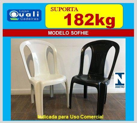 cadeira plastica, cadeiras plasticas - Foto 5
