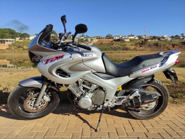 Yamaha TDM 850 - Foto 5