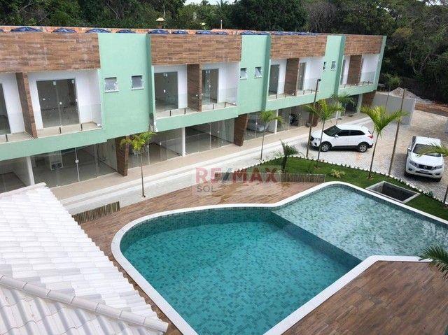 Village Cond. Arecace Imbassai com 2 suítes, 70 m² por R$ 400.000 - Imbassai - Mata de São - Foto 11