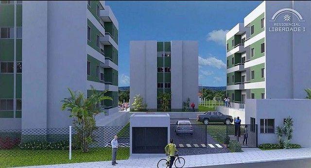 M Não Pague Mais Aluguel - Apartamentos Com 2 Quartos - Foto 3