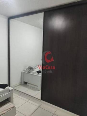 Apartamento com 3 dormitórios à venda, 68 m² por R$ 155.000,00 - São Marcos - Macaé/RJ - Foto 5