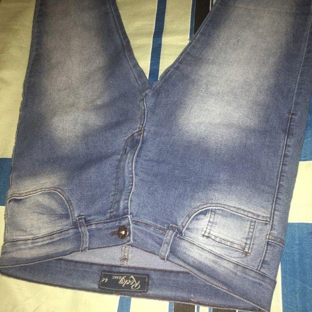 Calça jeans 44