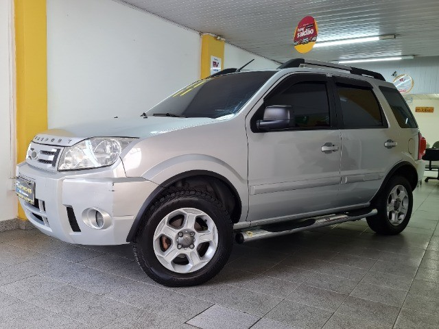 Ford Ecosport 1.6 XLT Completo GNV