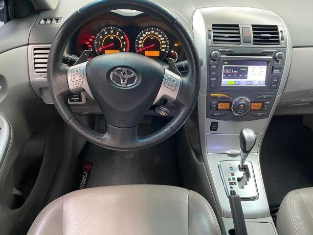 Corolla XEi 2.0 Flex 16V Aut. blindado - Foto 9
