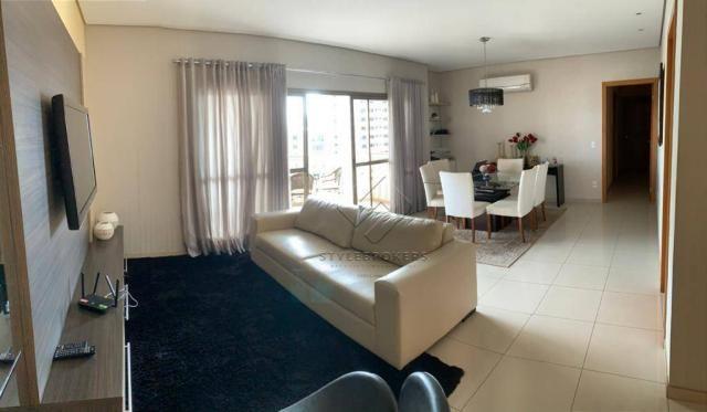 Apartamento no Edifício Maison Isabela com 3 dormitórios à venda, 138 m² por R$ 735.000 -  - Foto 18
