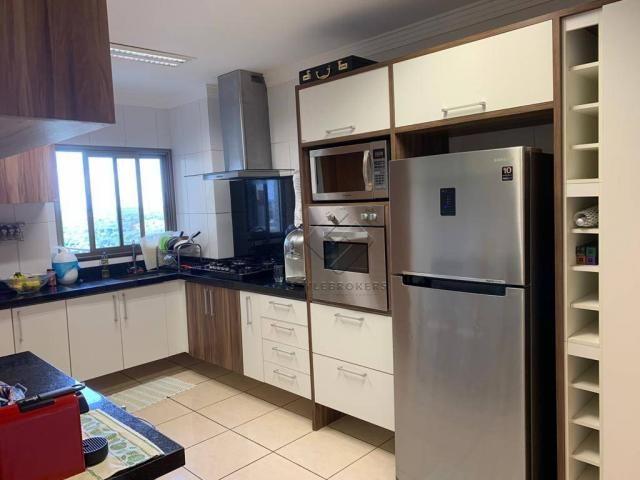 Apartamento no Edifício Maison Isabela com 3 dormitórios à venda, 138 m² por R$ 735.000 -  - Foto 4