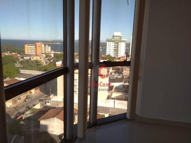 Sala para alugar, 35 m² por R$ 2.500,00/mês - Centro - Macaé/RJ - Foto 5