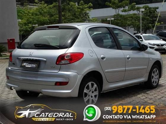PEUGEOT 207 2011/2012 1.4 XR 8V FLEX 4P MANUAL - Foto 3