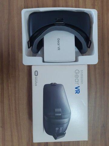 Samsung Gear VR Óculos 3D Original Preto SM-R323  - Foto 3