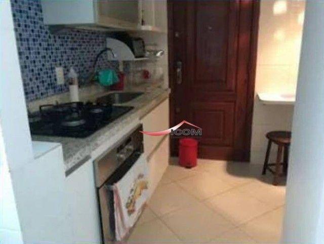 Apartamento com 2 dormitórios para alugar, 70 m² por R$ 2.700,00/mês - Laranjeiras - Rio d - Foto 12