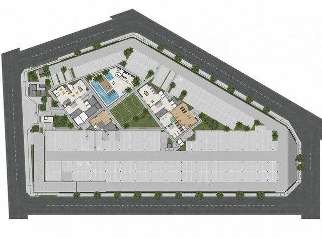 Apartamento para venda com 48 metros quadrados com 2 quartos - Foto 17