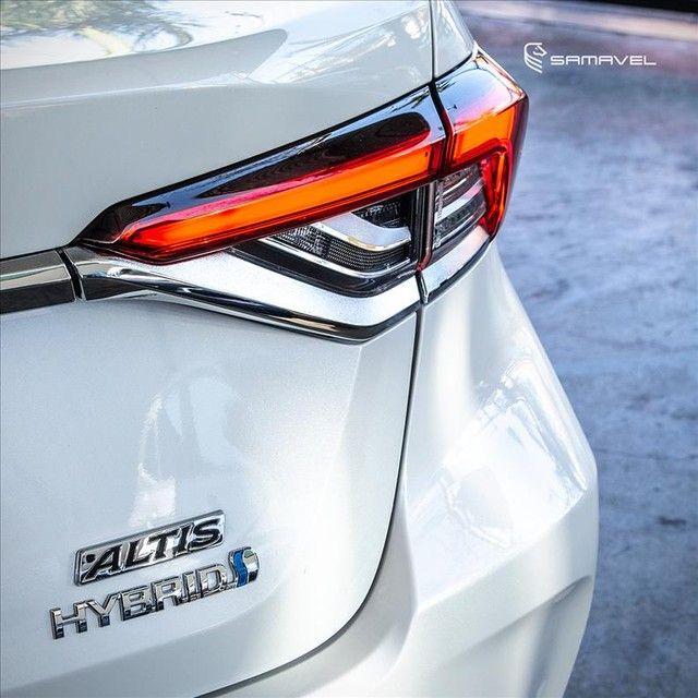 Toyota Corolla 1.8 Vvt-i Hybrid Altis - Foto 8