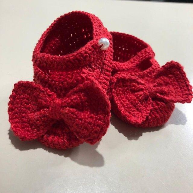 Sapatinhos para bebê - Foto 3