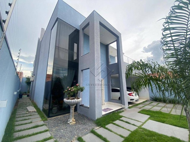 Sobrado com 5 dormitórios à venda, 298 m² por R$ 735.000,00 - Parque do Lago - Várzea Gran - Foto 2