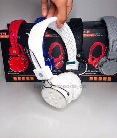Fone Bluetooth B05 Sem Fio  - Foto 2