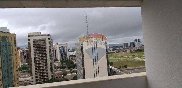Flat com 1 dormitório à venda, 37 m² - Asa Norte - Brasília/DF - Foto 5