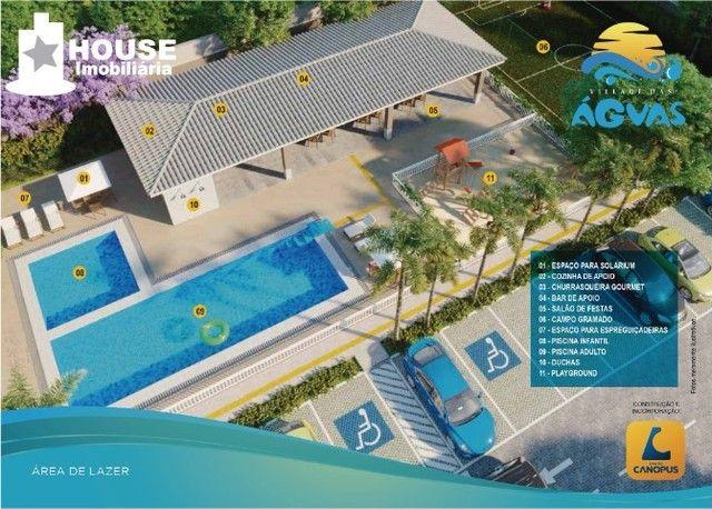 Village águas, 2 quartos- Apartamentos - Foto 8