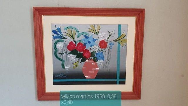 Quadro do Wilson Martins