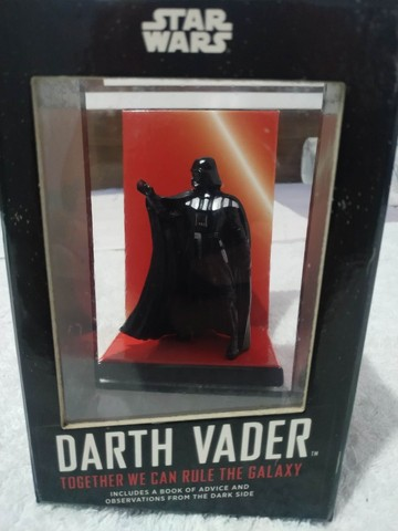 Miniatura Darth Vader Star Wars - Foto 2