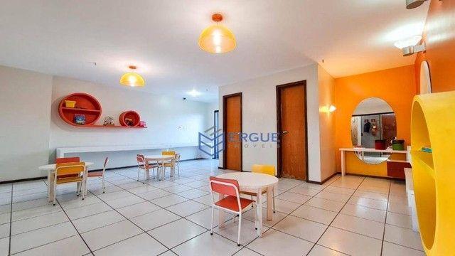Apartamento com 3 dormitórios à venda, 93 m² por R$ 430.000,00 - Varjota - Fortaleza/CE - Foto 5