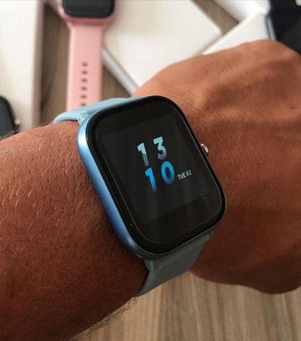 Smartwatch Relógio inteligente Digital Presente Dia das Mães P8   - Foto 2