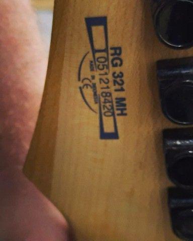 Guitarra Ibanez RG 321 MH - Foto 4