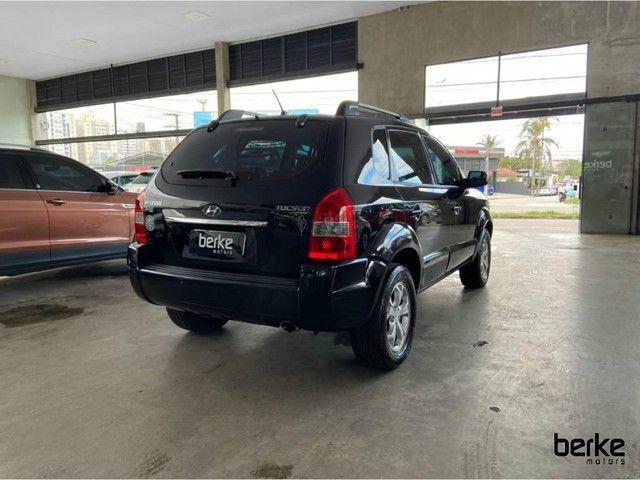 Hyundai Tucson 2.0 16V Aut GLS. - Foto 18