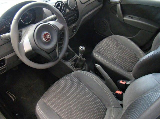 Fiat Palio  Attractive 1.0 8V (Flex) FLEX MANUAL - Foto 3