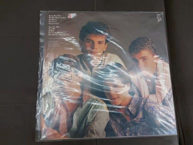 LP (Disco de vinil) Menudo e Dominó - Foto 6