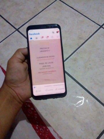 Vendo Samsung Galaxy s8 vendo só vendo