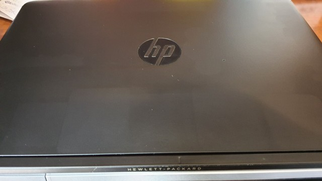 Notebook HP i7 8gb 500hd