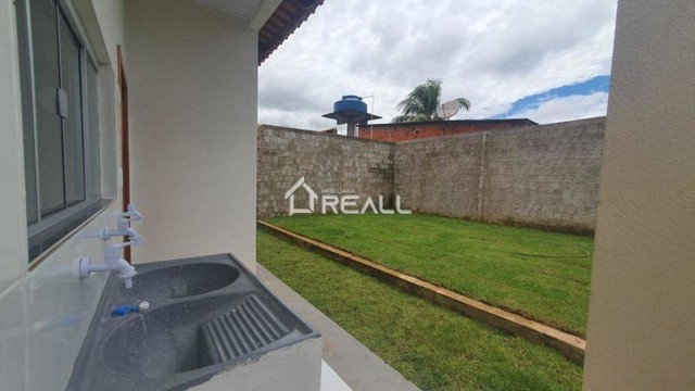 Waldemar Maciel - Casa com 2 dormitórios à venda, 59m² - Rio Branco/AC - Foto 17