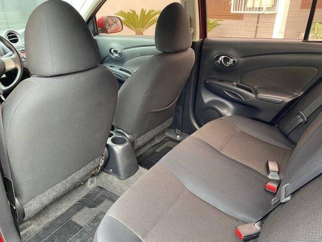Nissan VERSA SL 1.6 Flex 2014 COMPLETO! - Foto 8