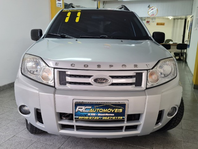Ford Ecosport 1.6 XLT Completo GNV  - Foto 5