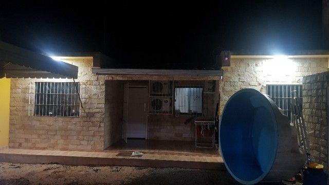 vendo em Foz do Iguaçu linda casa mobiliada. Financiamento direto com o proprietário. - Foto 2