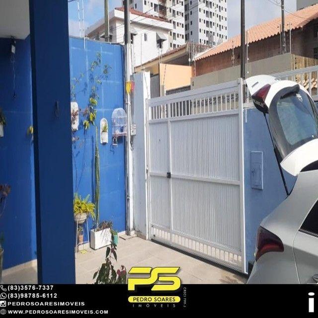 Casa com 3 dormitórios à venda, 136 m² por R$ 430.000 - Jardim Cidade Universitária - João - Foto 6