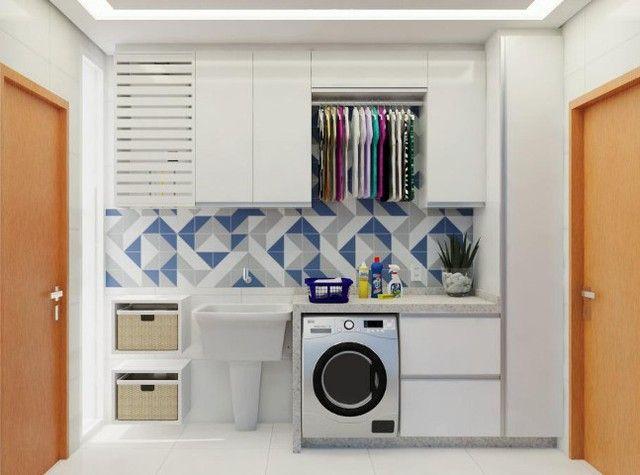 3 quartos 103 m² - Águas Claras - Entrada 25% - Edifício Costa Azul - Foto 8