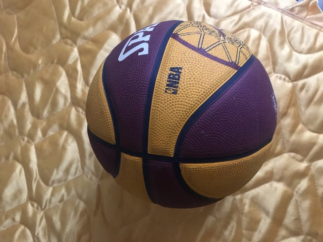 Bola de basquete SPALDING NBA - Foto 4