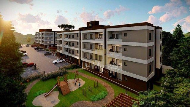 Apartamento com 2 dormitórios à venda, 46 m² por R$ 217.000,00 - Boqueirão - Curitiba/PR - Foto 5