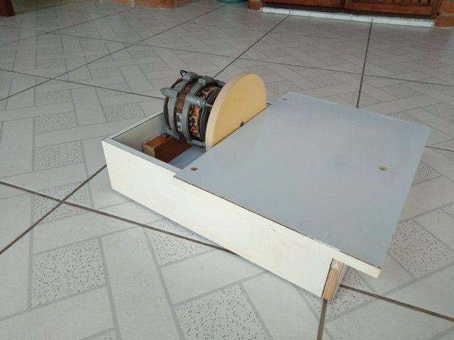 Lixadeira  de bancada - Foto 2